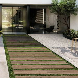 outdoor tiles / floor / porcelain stoneware / 30x120 cm