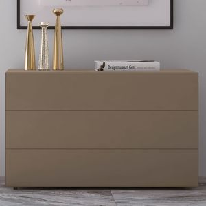 contemporary chest of drawers / lacquered wood / for hotel rooms / contract