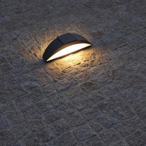 garden bollard light