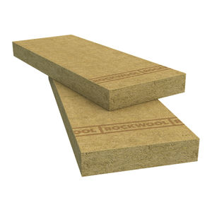 modular noise barrier / mineral wool / stone wool / for industrial applications