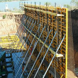 steel shoring system