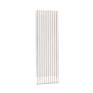 hot water radiator / electric / carbon steel / contemporary