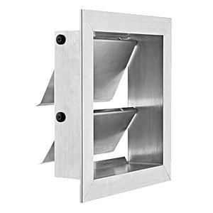 aluminum ventilation damper