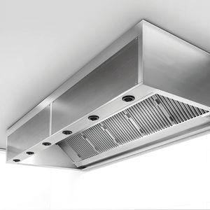 wall-mounted range hood / island / commercial