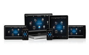 architecture software / for home automation systems