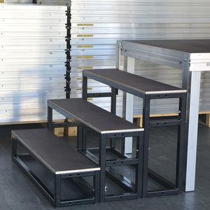 modular platform step ladder