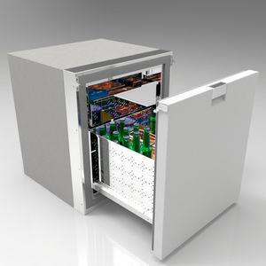 freezer with drawer