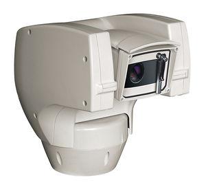 PTZ security camera / IP / surface-mounted / indoor