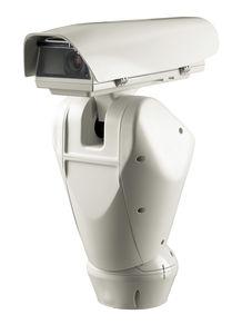 PTZ security camera / IP / box / surface-mounted