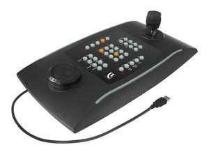 video monitoring network control keypad