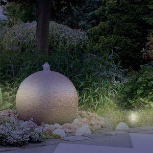 urban bollard light / garden / contemporary / stainless steel