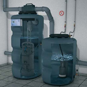 water domestic wastewater treatment plant