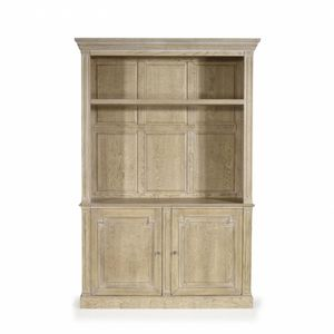 french style TV cabinet / oak