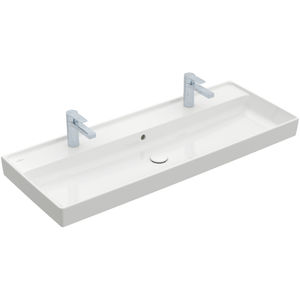 double washbasin