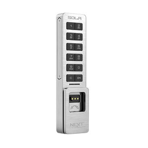 electronic lock / for furniture / for lockers / combination