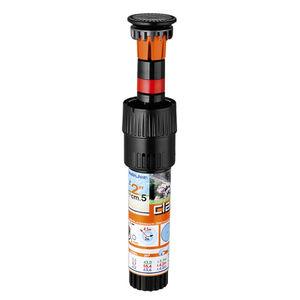 flow-regulated micro sprinkler