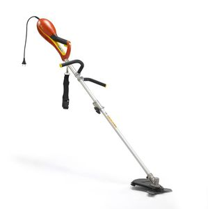 electric brush cutter / walk-behind / wire / blade