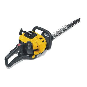 gasoline hedge trimmer / hand-held / lightweight