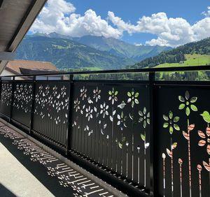 HPL railing