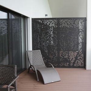 screening decorative panel