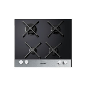 vitroceramic cooktop / gas / 4 burners