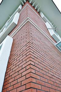 clay wall cladding panel / interior / exterior / corner