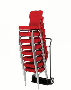 chair trolley / commercial / metal