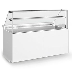 counter warmer display case