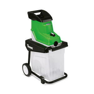 electric wood chipper / portable