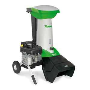 gasoline wood chipper / portable