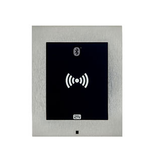 proximity standalone card reader / RFID / for access control / commercial