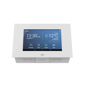 hands-free video door intercom / IP / for access control / WiFi