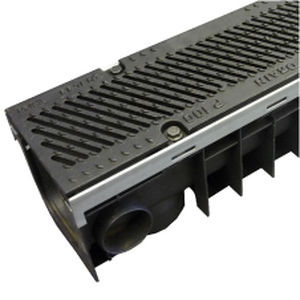 polypropylene drainage channel