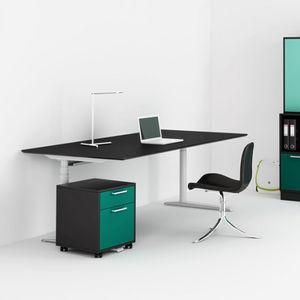 2-drawer office unit