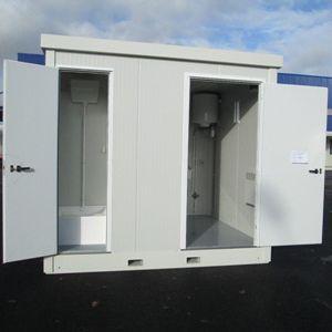 public container construction