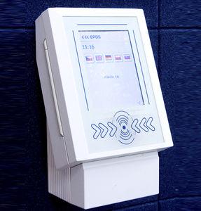 indoor interactive kiosk / outdoor / wall-mounted