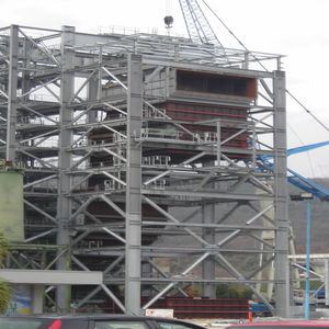 steel pillar