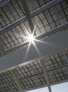 steel construction panel