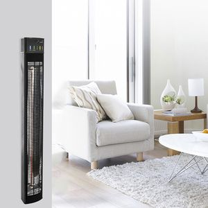 wall-mounted infrared heater