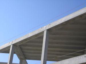 concrete deck slab