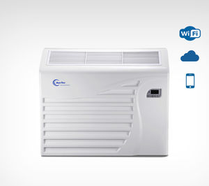 floor dehumidifier / mobile / wall-mounted / commercial