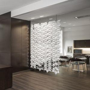 fixed partition / modular / aluminum / professional