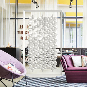 free-standing room divider