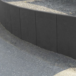 wall edge / protection / garden / for landscaping