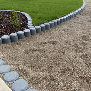 wall edge / garden / for landscaping / recycled plastic