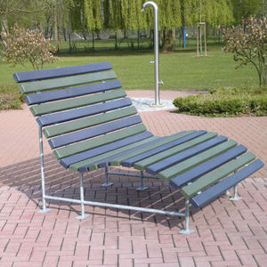 classic sun lounger