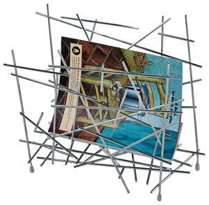 original design magazine rack / home / steel / by Fernando & Humberto Campana