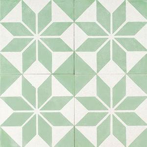 bathroom encaustic cement tiles
