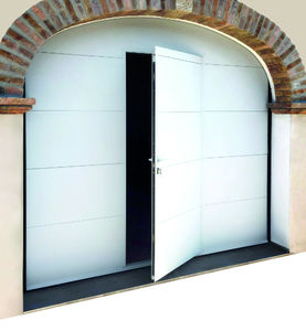 tilting garage doors