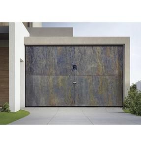 overlap garage doors